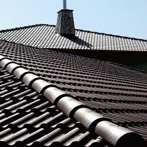 Dächer von Moreplast
