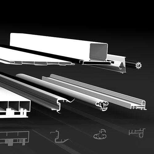 Technische Profile von moreplast - Innovationen aus Kunststoff
